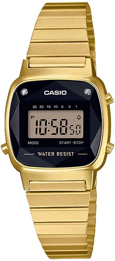 カシオ腕時計ゴールド