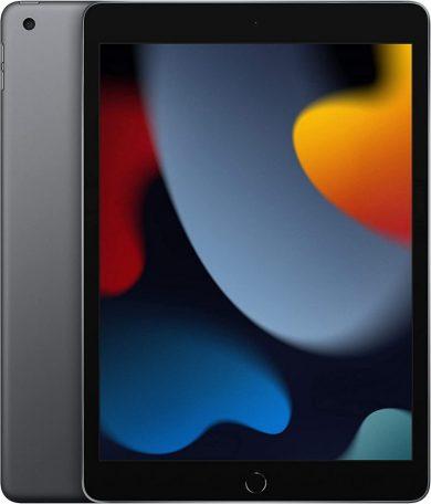2021 Apple 10.2インチiPad (Wi-Fi, 64GB) - スペースグレイ