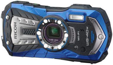 RICOH 防水デジタルカメラ