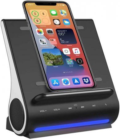 iPod/iPhone対応ポータブルスピーカー