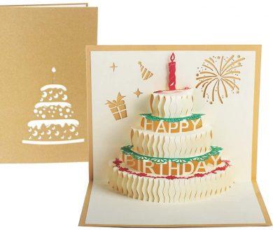 手紙・誕生日カード