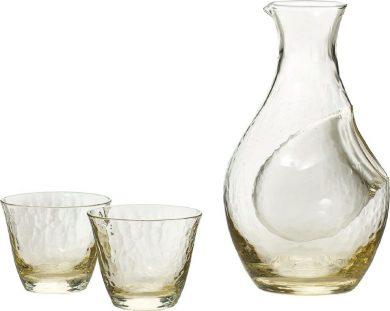 高瀬川(琥珀)冷酒セット