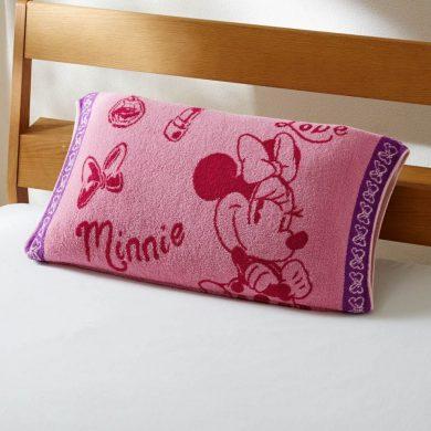 ディズニーのびのび枕カバー(筒型)