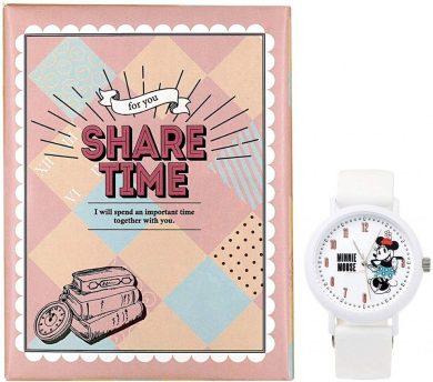 Disney 腕時計 ミニーマウス