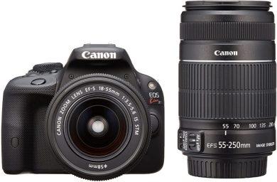 Canon デジタル一眼レフカメラ EOS Kiss