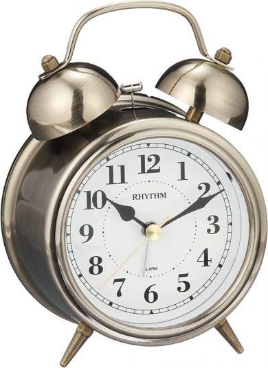CITIZEN 目覚し時計 ツインベル